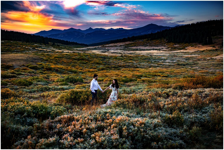 Vail Engagement Photographer Colorado Destination Wedding Pandj 0012