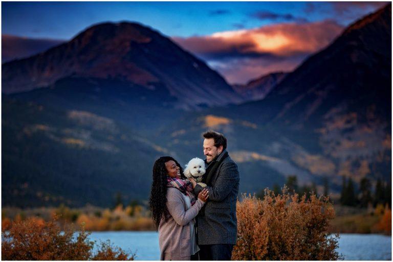 colorado-engagement-photographer-twin-lakes-sunrise
